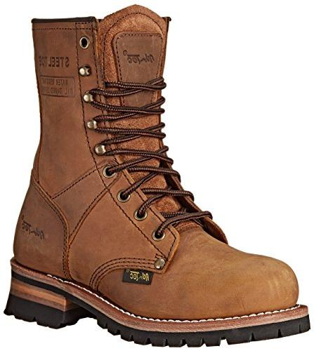 women s work boots 9 steel toe