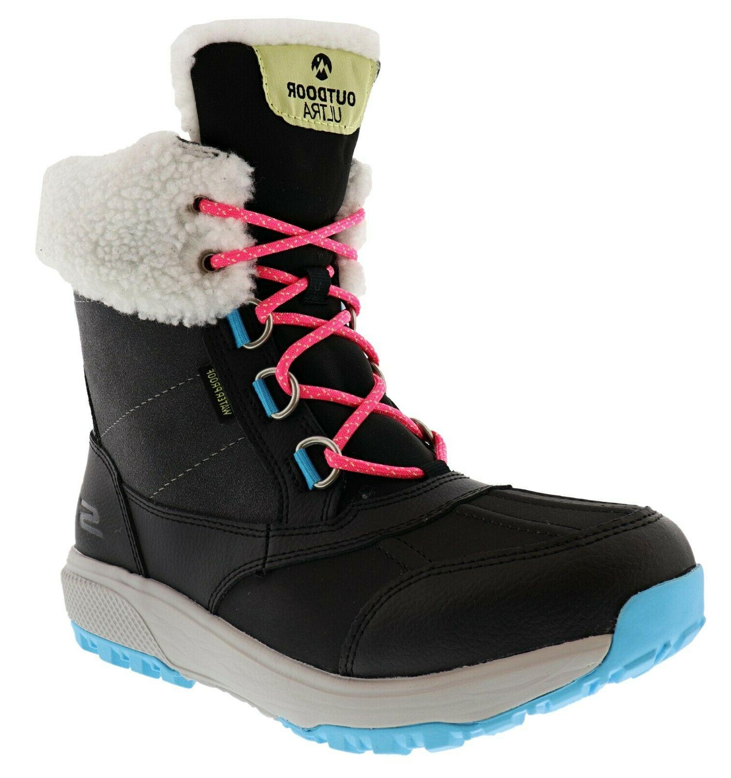 SKECHERS CAPPED BOOTS