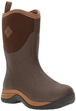 MuckBoots Men's Arctic Commuter Boot,Chocolate/Sand,8 M US