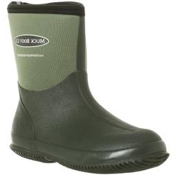 The Original MuckBoots Adult Scrub Boot,Garden Green,10 M US