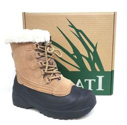 NEW! ITASCA Cedar Women's Cold Weather Boots - Buff m