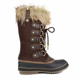NEW Sorel Women's Joan Of Arctic Boot Cattail 1855131-908 Al