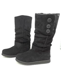 New! Women's Skechers KEEPSAKES-FREEZING POINT Boot Black 48