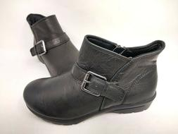 NEW! Skechers Women's Metronome Mod Squad Ankle Boots Blk #4