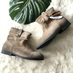 18f220cb NEW Birkenstock Women's Sarnia Waxed Suede Short Slouch Boot
