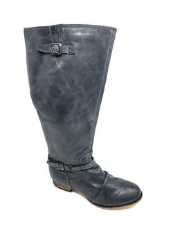 NEW! Skechers Women's Stagecoach Back Zipper Knee High Boots