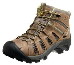 New! Women's KEEN Voyageur Hiking Boots - Harvest Yellow - f