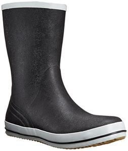 Kamik Women's Sharon Rain Boot, Black, 9 M US