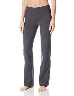 prAna Women's Tall Inseam Audrey Pant, Medium, Charcoal Heat