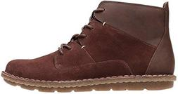 CLARKS - Womens Tamitha Key Low Boot, Size: 8.5 B US, Color:
