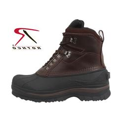 """Venturer Cold Weather 8"""" Hiking Boot, Brown - Size 8"""