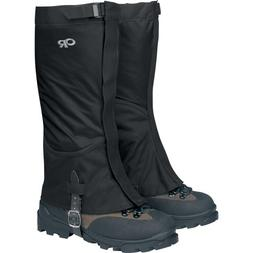Outdoor Research Women's Verglas Gaiters, Black, Small
