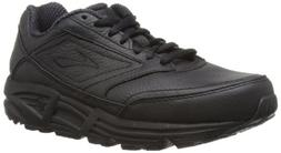 Women's Brooks 'Addiction' Walking Shoe, Size 5 D - Black