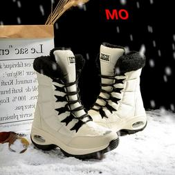 Winter Outdoor Waterproof Hiking <font><b>Boots</b></font> W