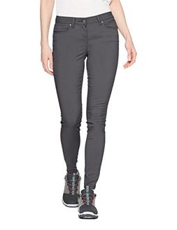 prAna Women's Briann Pant - Tall Inseam, Coal, 6