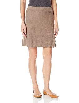 prAna Women's Harper Skirt, Medium, Pottery