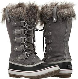 Sorel Women's Joan Of Arctic Boot,Quarry / Black,7.5 B US