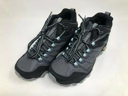 Merrell Women's Moab FST Mid Waterproof-W Granite 6 J37146 M