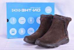 Women's Skechers On The Go 400- Blaze Boots Chocolate