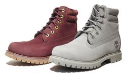 Timberland Women's Premium Leather Waterproof 6 Inch Work Bo