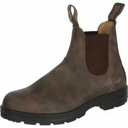 Blundstone Women's RUSTIC BROWN PREMIUM LEATHER CASUAL CHELS