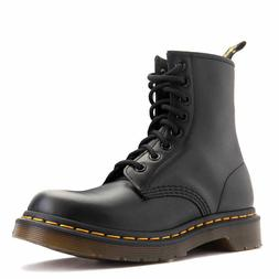 Women's Shoes Dr. Martens 1460 8 Eye Boots 11821006 BLACK SM