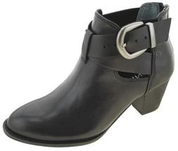 Vionic Women's Upright Rory Ankle Boot Black Style 322