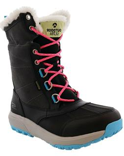 SKECHERS WOMEN'S ON THE GO OUTDOOR ULTRA SNOW CAPPED BOOTS