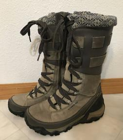 Merrell Womens Snow Boots, Pre-Owned
