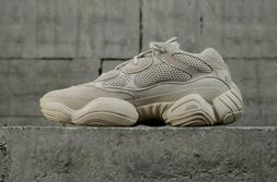 """Adidas YEEZY 500 """"BLUSH """" Runner Shoes Women's Size us 8 Fre"""